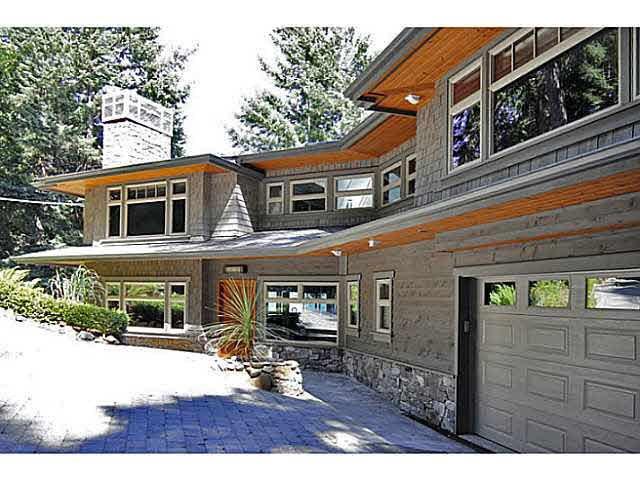 Main Photo: 779 TAYLOR ROAD: Bowen Island House for sale : MLS®# V1131681