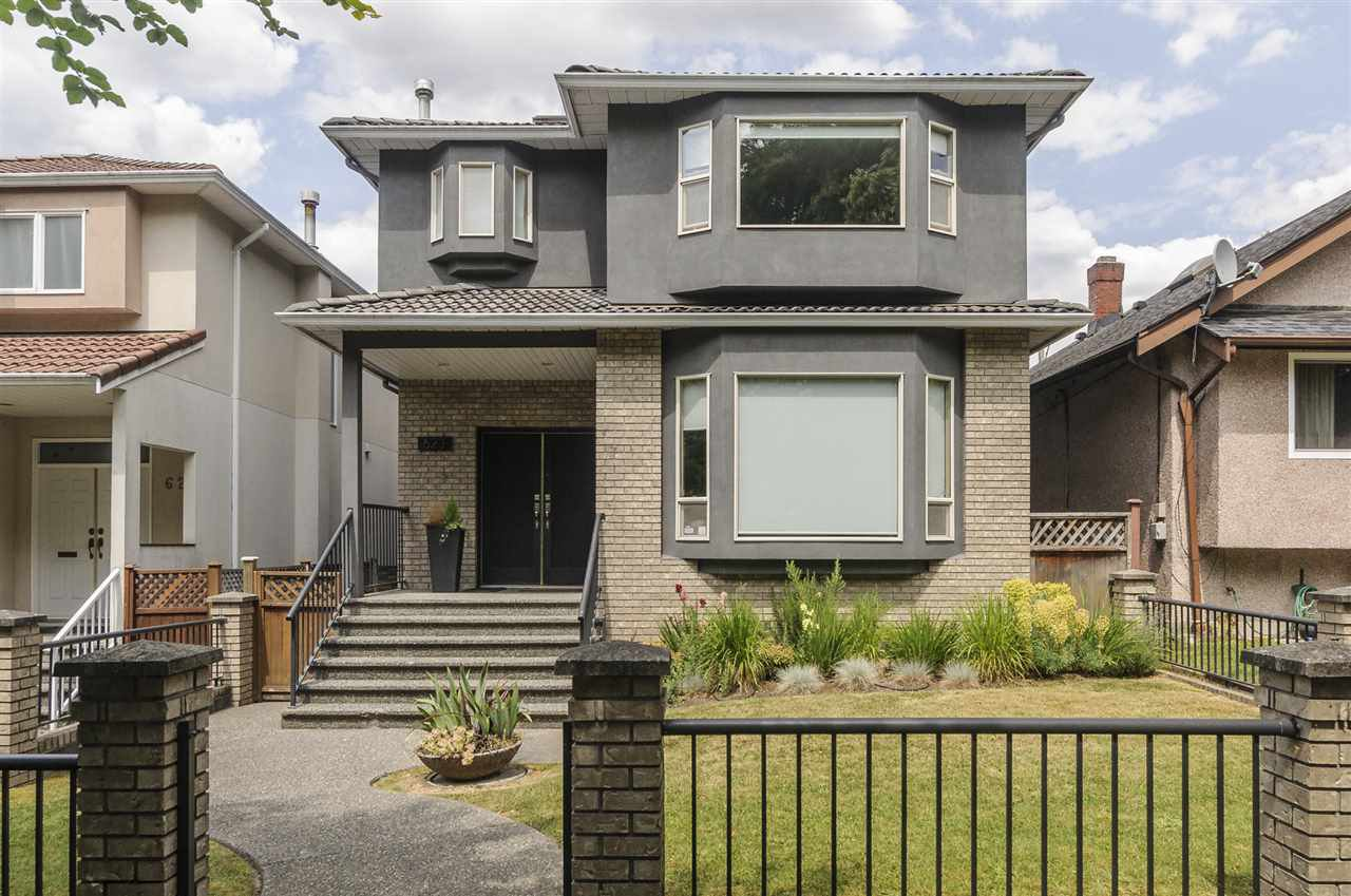 Main Photo: 623 W 20TH AVENUE in Vancouver: Cambie House for sale (Vancouver West)  : MLS®# R2276543