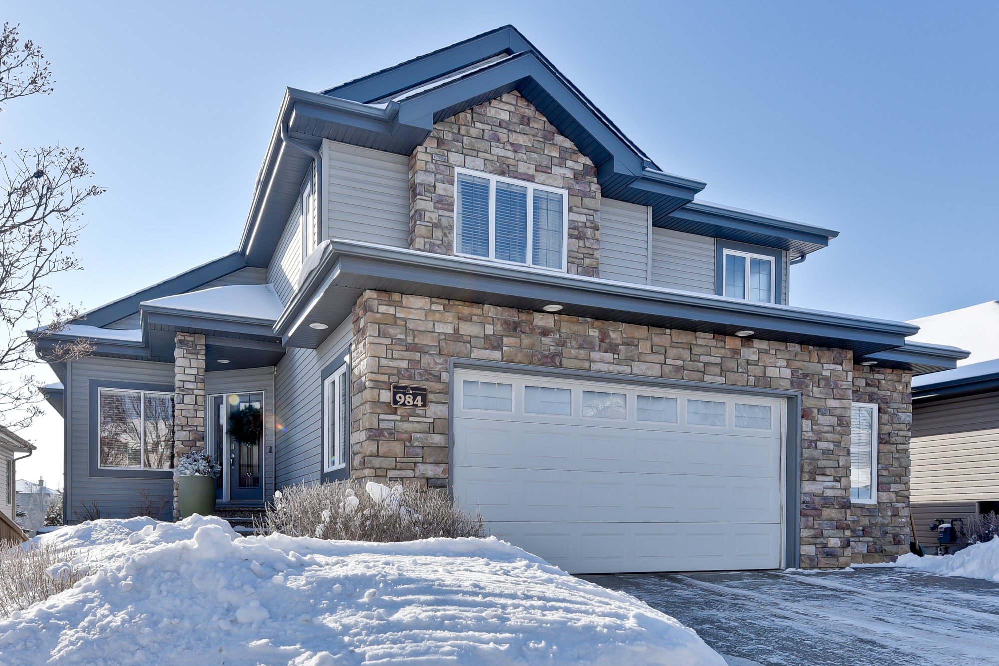 Main Photo: 984 Hollingsworth Bend in Edmonton: House for sale