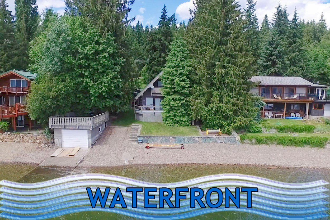 Photo 1: Photos: 6326 Squilax Anglemont Highway: Magna Bay House for sale (North Shuswap)  : MLS®# 10185653