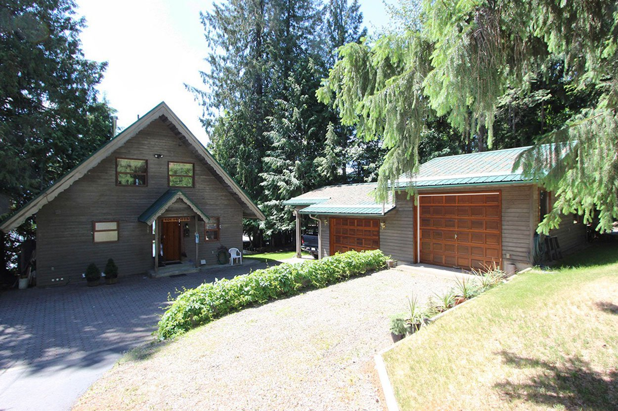 Photo 6: Photos: 6326 Squilax Anglemont Highway: Magna Bay House for sale (North Shuswap)  : MLS®# 10185653