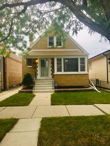Main Photo: 6136 Kostner Avenue in Chicago: CHI - West Lawn Single Family Home for sale ()  : MLS®# MRD10528084