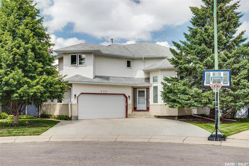 Main Photo: 630 Brabant Place in Saskatoon: Lakeridge SA Residential for sale : MLS®# SK787899