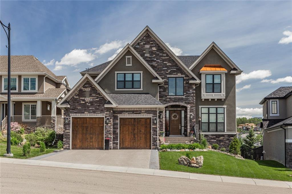 Main Photo: 14 TIMBERLINE Place SW in Calgary: Springbank Hill Detached for sale : MLS®# C4280720