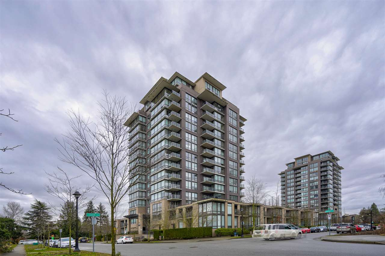 """Main Photo: 508 6333 KATSURA Street in Richmond: McLennan North Condo for sale in """"RESIDENCE ON A PARK"""" : MLS®# R2433165"""