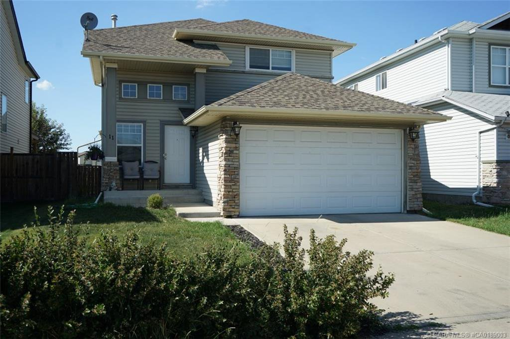 Main Photo: 11 JONES Crescent in Red Deer: RR Johnstone Park Residential for sale : MLS®# CA0189003