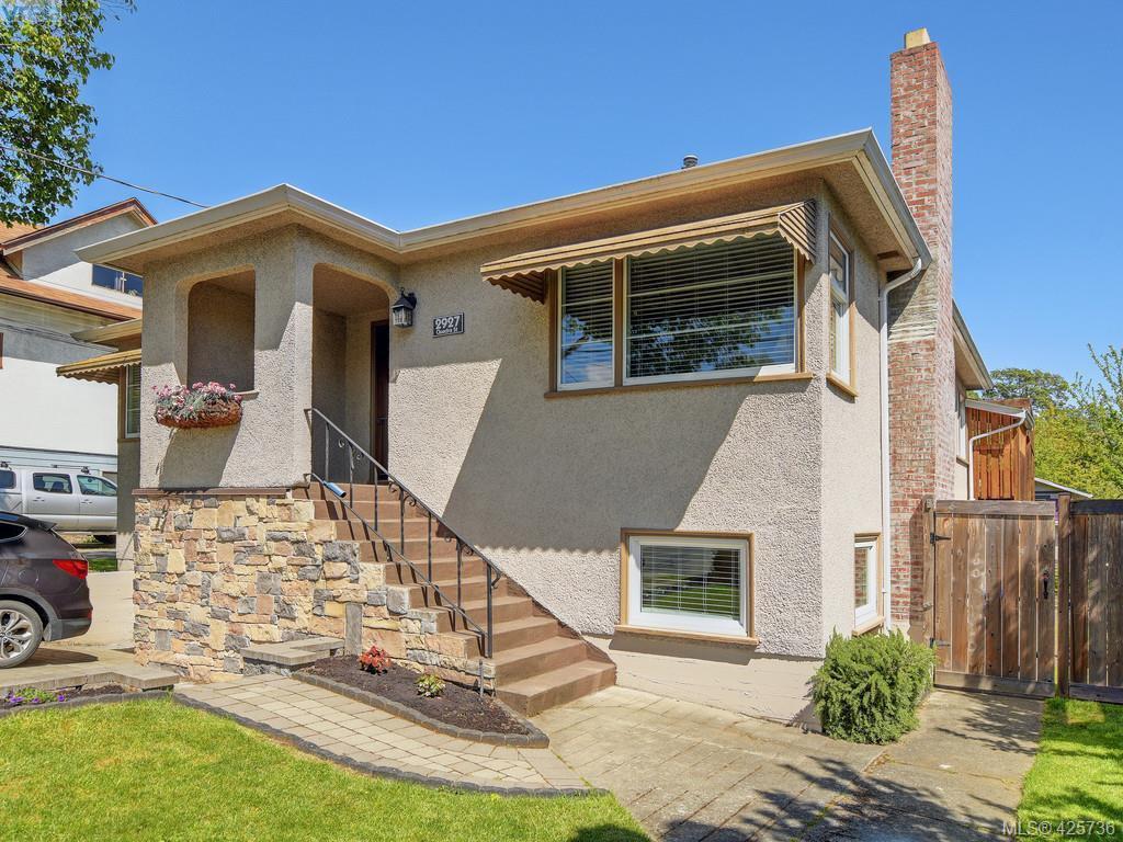 Main Photo: 2927 Quadra St in VICTORIA: Vi Mayfair House for sale (Victoria)  : MLS®# 838853