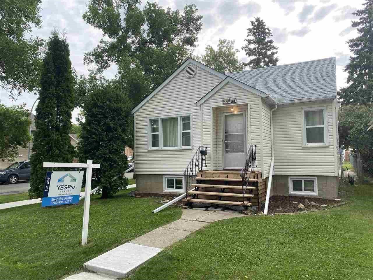 Main Photo: 11347 92 Street in Edmonton: Zone 05 House for sale : MLS®# E4196431