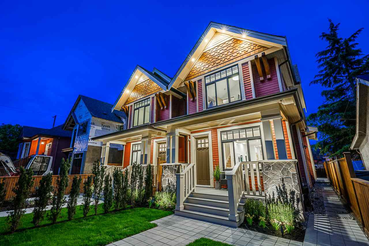 Main Photo: 372 E 16TH AVENUE in Vancouver: Main House 1/2 Duplex for sale (Vancouver East)  : MLS®# R2463791