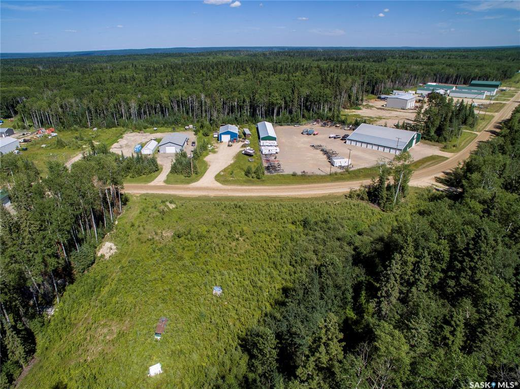 Main Photo: 42 Industrial Drive in Candle Lake: Commercial for sale : MLS®# SK815789
