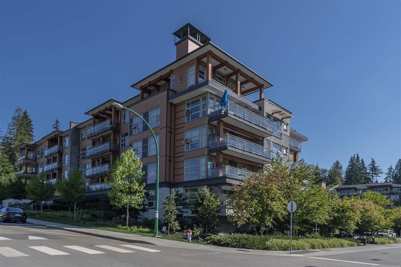 Main Photo: 209 3602 ALDERCREST Drive in North Vancouver: Roche Point Condo for sale : MLS®# R2488630