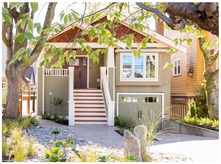 Main Photo: 3526 W 5TH AVENUE in : Kitsilano House for sale : MLS®# R2004157