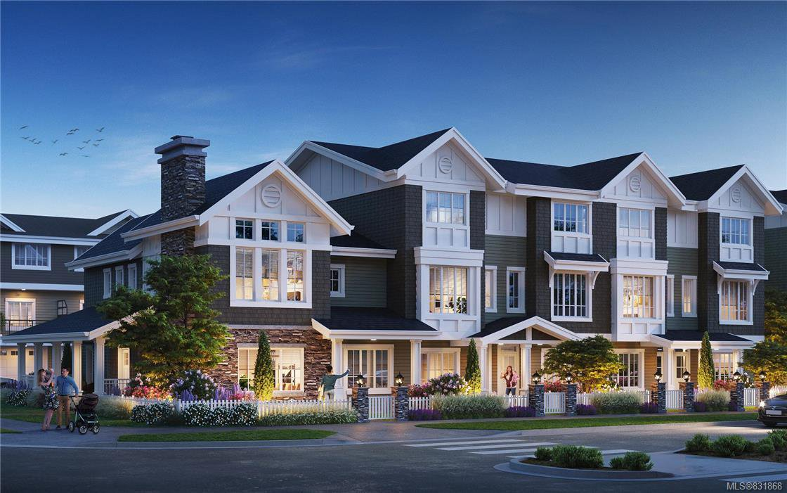Main Photo: 174 3501 Dunlin St in : Co Royal Bay Row/Townhouse for sale (Colwood)  : MLS®# 831868