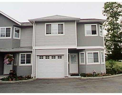 "Main Photo: 125 22950 116TH AV in Maple Ridge: East Central Townhouse for sale in ""BAKERVIEW TERRACE"" : MLS®# V580637"