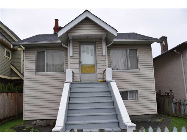 Main Photo: 4371 KNIGHT Street in Vancouver: Knight House for sale (Vancouver East)  : MLS®# V1014180