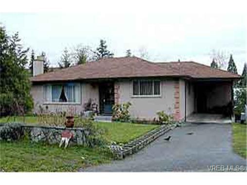 Main Photo: 1006 Karen Cres in VICTORIA: SE Quadra Single Family Detached for sale (Saanich East)  : MLS®# 231422