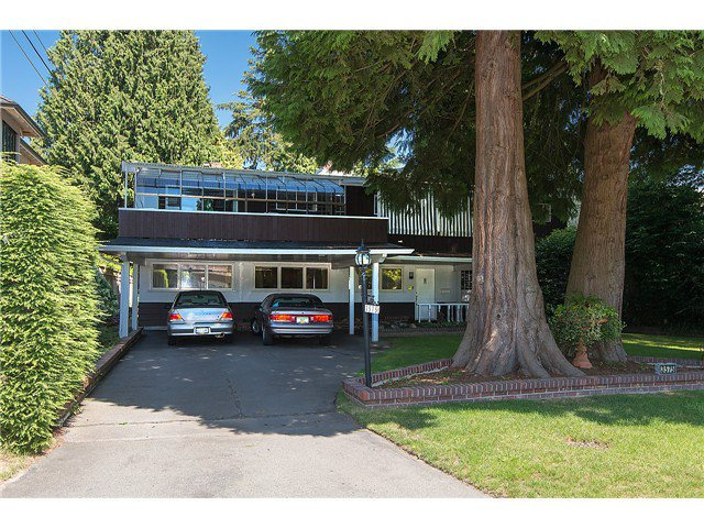 Main Photo: 3575 W 49th Av in Vancouver: Southlands House for sale (Vancouver West)  : MLS®# V1084209