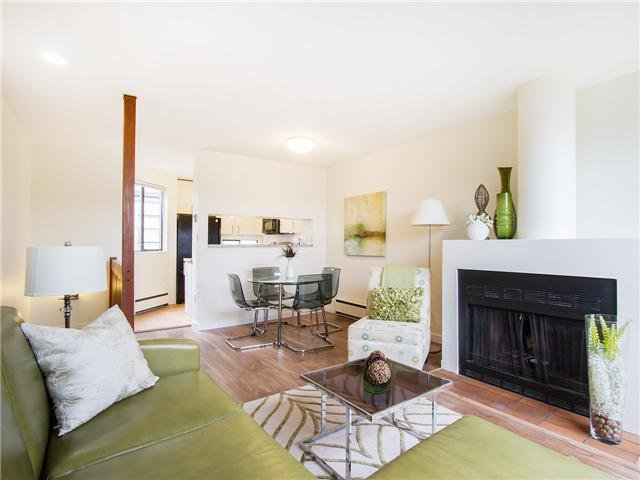 Main Photo: # 104 811 W 7TH AV in Vancouver: Fairview VW Condo for sale (Vancouver West)  : MLS®# V1110537