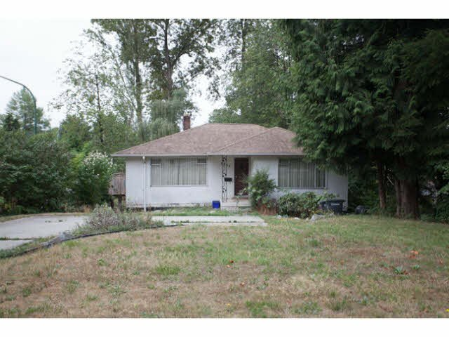 Main Photo: 3992 Marine Dr in Burnaby: Big Bend House for sale (Burnaby South)  : MLS®# V1139254
