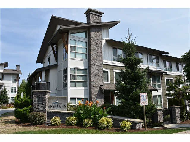 Main Photo: 1 6671 121ST STREET in Surrey: West Newton Townhouse for sale : MLS®# F1448743