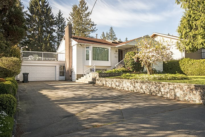 Main Photo: 1640 EDEN AVENUE in Coquitlam: Central Coquitlam House for sale : MLS®# R2053349