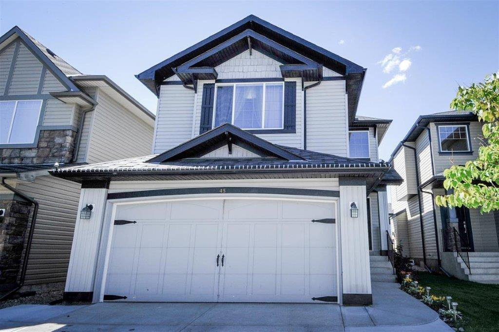 Main Photo: 45 Brightondale Green SE in Calgary: New Brighton House for sale : MLS®# C4073629