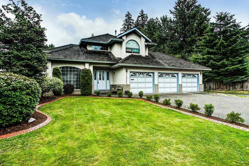 Main Photo: 19065 Doerksen Drive in Pitt Meadows: Central Meadows House for sale : MLS®# R2288883