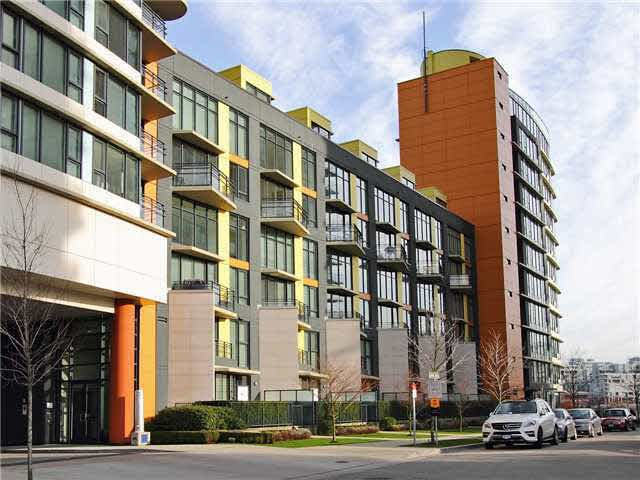 Main Photo: 302 29 SMITHE MEWS in : Yaletown Condo for sale : MLS®# V985364