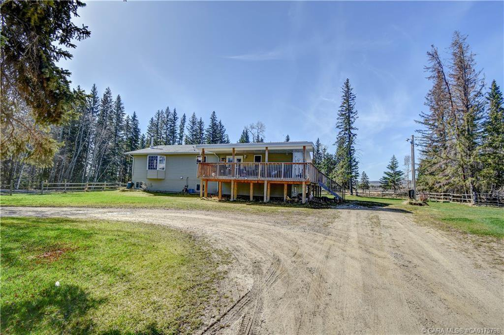 Main Photo: 50047 Township Road 41-5A in Rural Clearwater County: CM Rural Clearwater Residential Acreage for sale (Clearwater County)  : MLS®# CA0175798