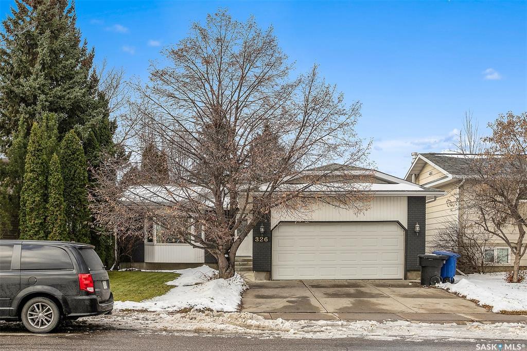 Main Photo: 326 Waterbury Road in Saskatoon: Lakeridge SA Residential for sale : MLS®# SK790374