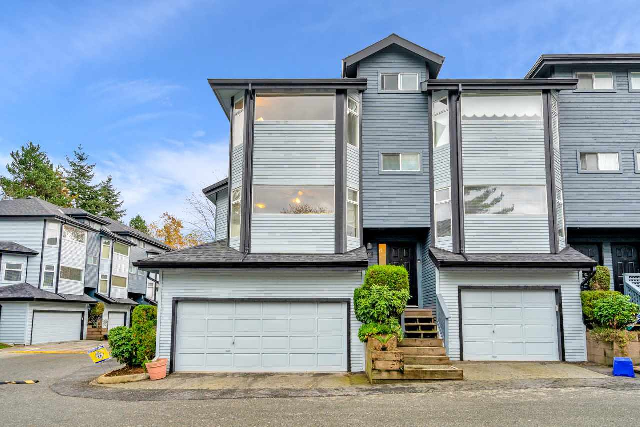 Main Photo: 46 1195 FALCON Drive in Coquitlam: Eagle Ridge CQ Townhouse for sale : MLS®# R2516713