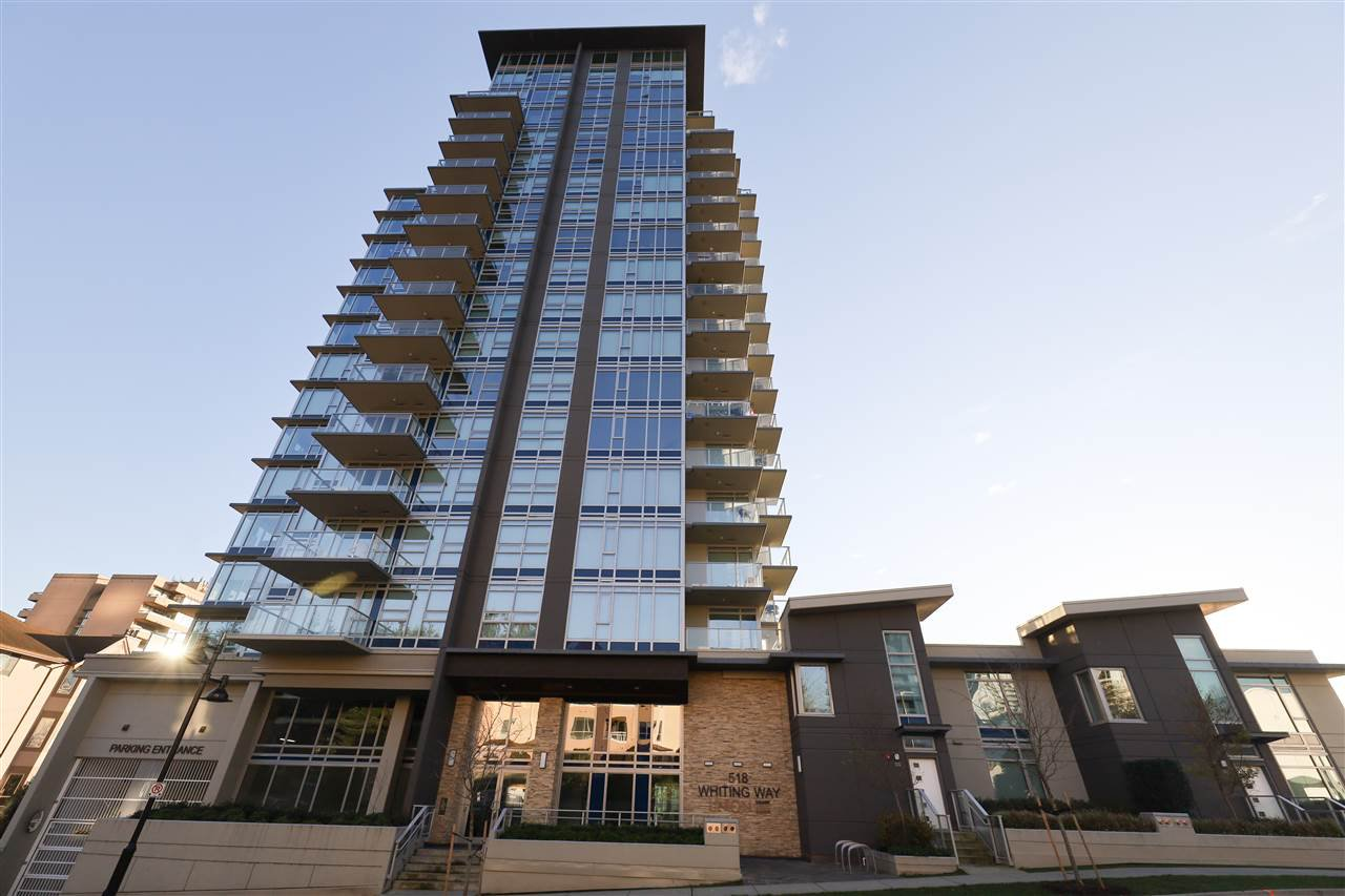 Main Photo: 504 518 WHITING Way in Coquitlam: Coquitlam West Condo for sale : MLS®# R2522601
