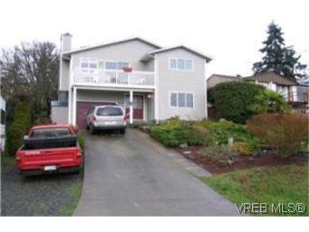 Main Photo: 1338 Prillaman Ave in VICTORIA: SW Interurban House for sale (Saanich West)  : MLS®# 511178
