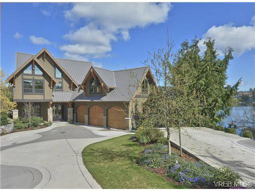 Main Photo: 1062 Trillium Rd in VICTORIA: La Langford Lake House for sale (Langford)  : MLS®# 601610