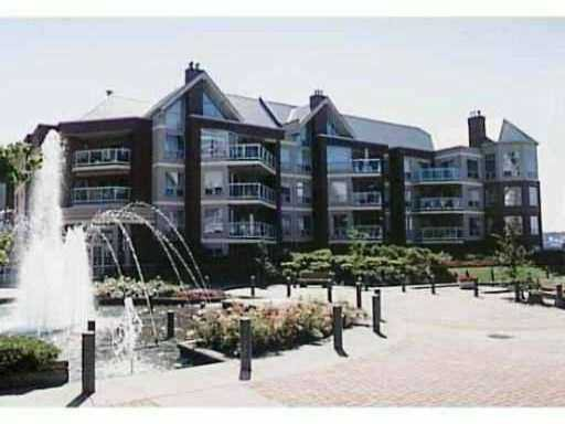 """Main Photo: 404 1230 QUAYSIDE Drive in New Westminster: Quay Condo for sale in """"TIFFANY SHORES"""" : MLS®# V965461"""