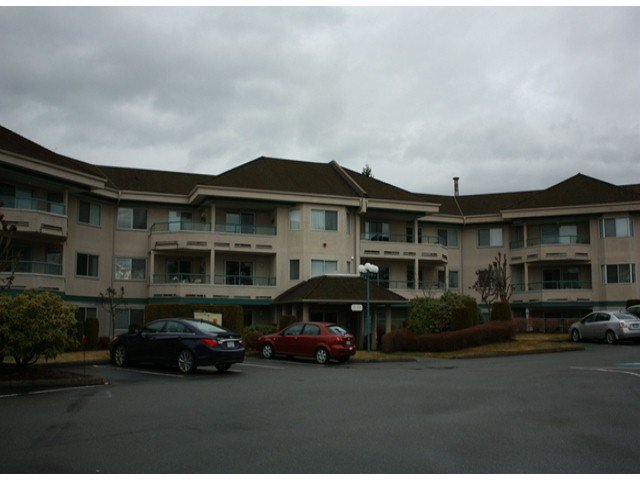 """Main Photo: 234 2451 GLADWIN Place in Abbotsford: Abbotsford West Condo for sale in """"Centennial Court"""" : MLS®# F1302844"""