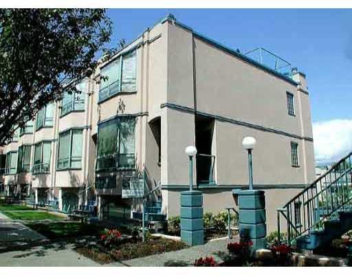 Main Photo: # 17 939 W 7TH AV in : Fairview VW Townhouse for sale : MLS®# V379973