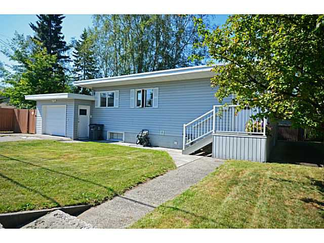 Main Photo: 2109 MCBRIDE Crescent in Prince George: Crescents House for sale (PG City Central (Zone 72))  : MLS®# N229566