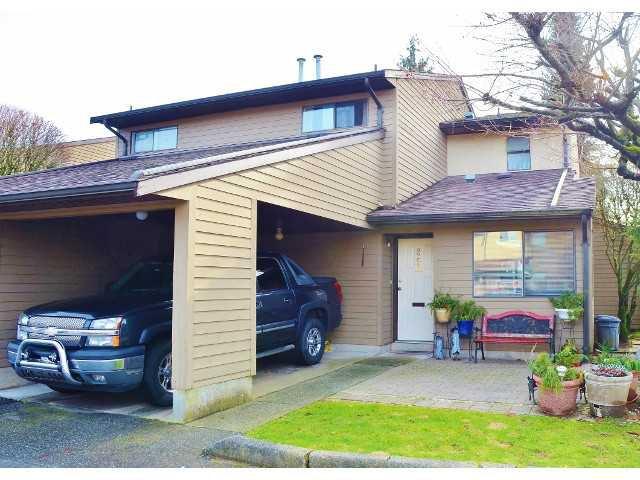 Main Photo: # 25 20653 THORNE AV in Maple Ridge: Southwest Maple Ridge Condo for sale : MLS®# V1096697