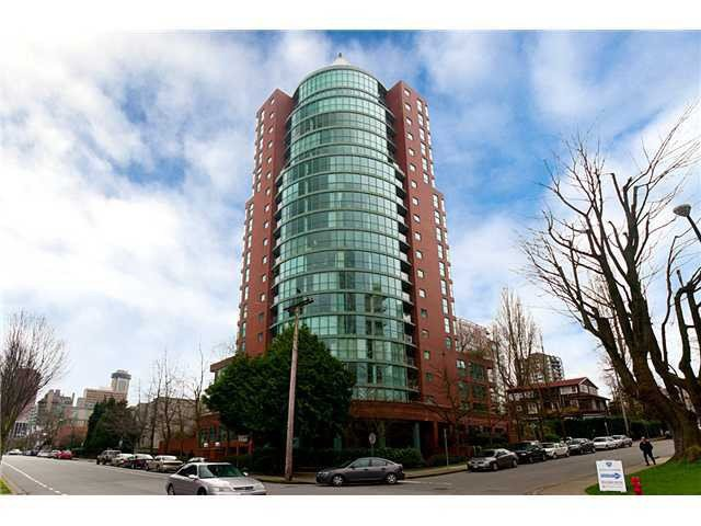 Main Photo: # 504 1888 ALBERNI ST in Vancouver: West End VW Condo for sale (Vancouver West)  : MLS®# V1112398