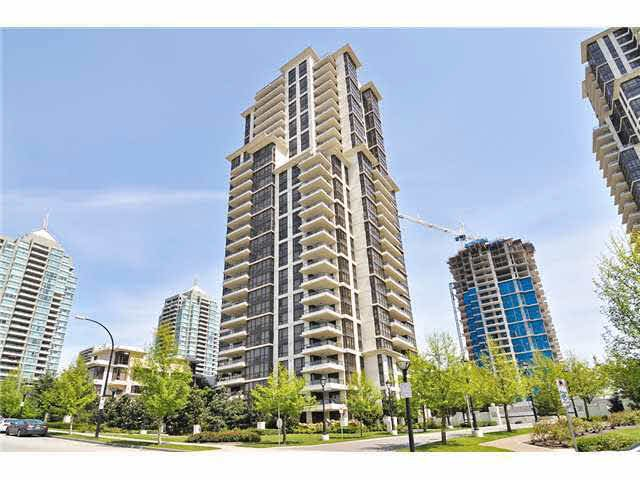Main Photo: #1307 - 2088 Madison Ave, in Burnaby: Brentwood Park Condo for sale (Burnaby North)  : MLS®# V950889