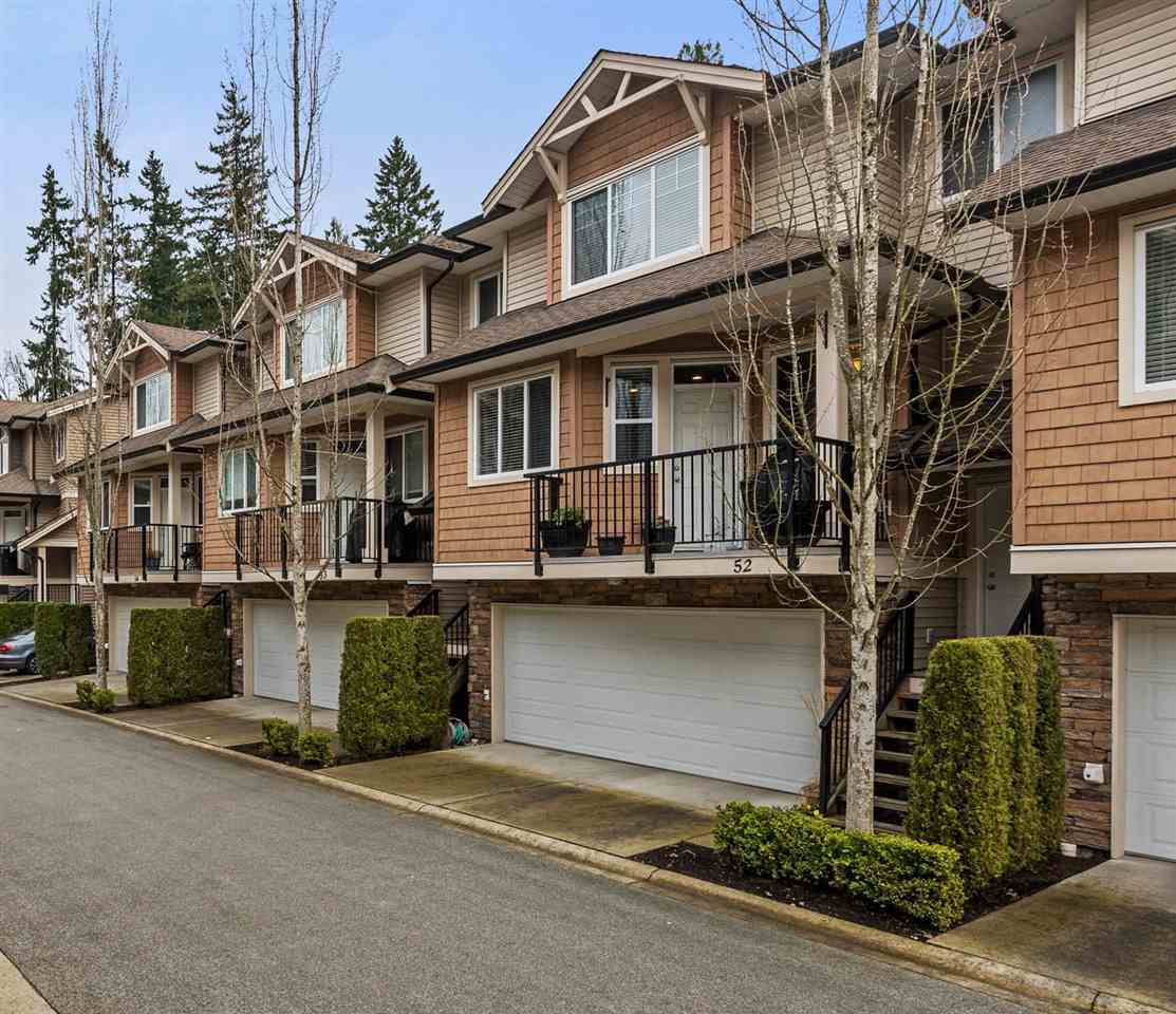 Main Photo: 52 11720 Cottonwood Drive in Maple Ridge: Townhouse for sale : MLS®# R2258468