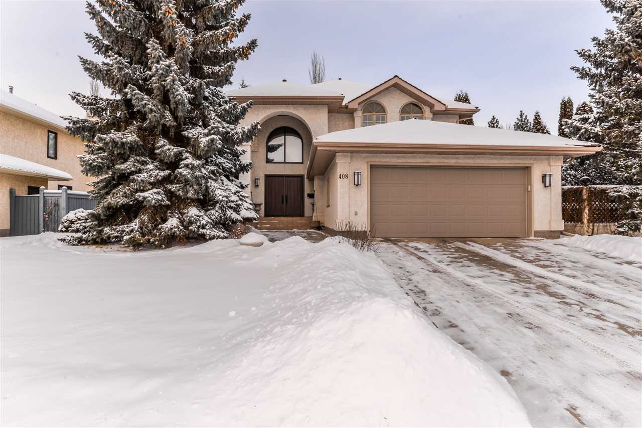 Main Photo: 408 WILKIN Way in Edmonton: Zone 22 House for sale : MLS®# E4184009
