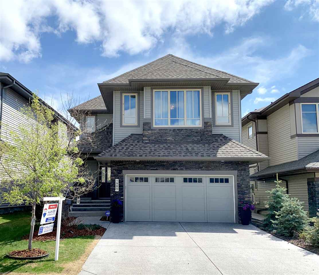 Main Photo: 1965 AINSLIE Link in Edmonton: Zone 56 House for sale : MLS®# E4188077
