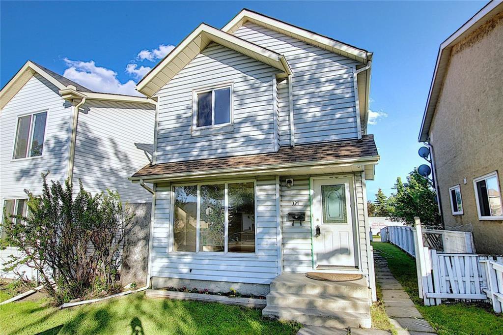Main Photo: 321 FALSHIRE Drive NE in Calgary: Falconridge Detached for sale : MLS®# C4301765