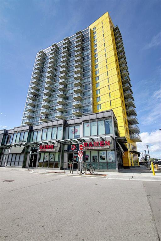 Main Photo: 708 3820 BRENTWOOD Road NW in Calgary: Brentwood Apartment for sale : MLS®# A1021792