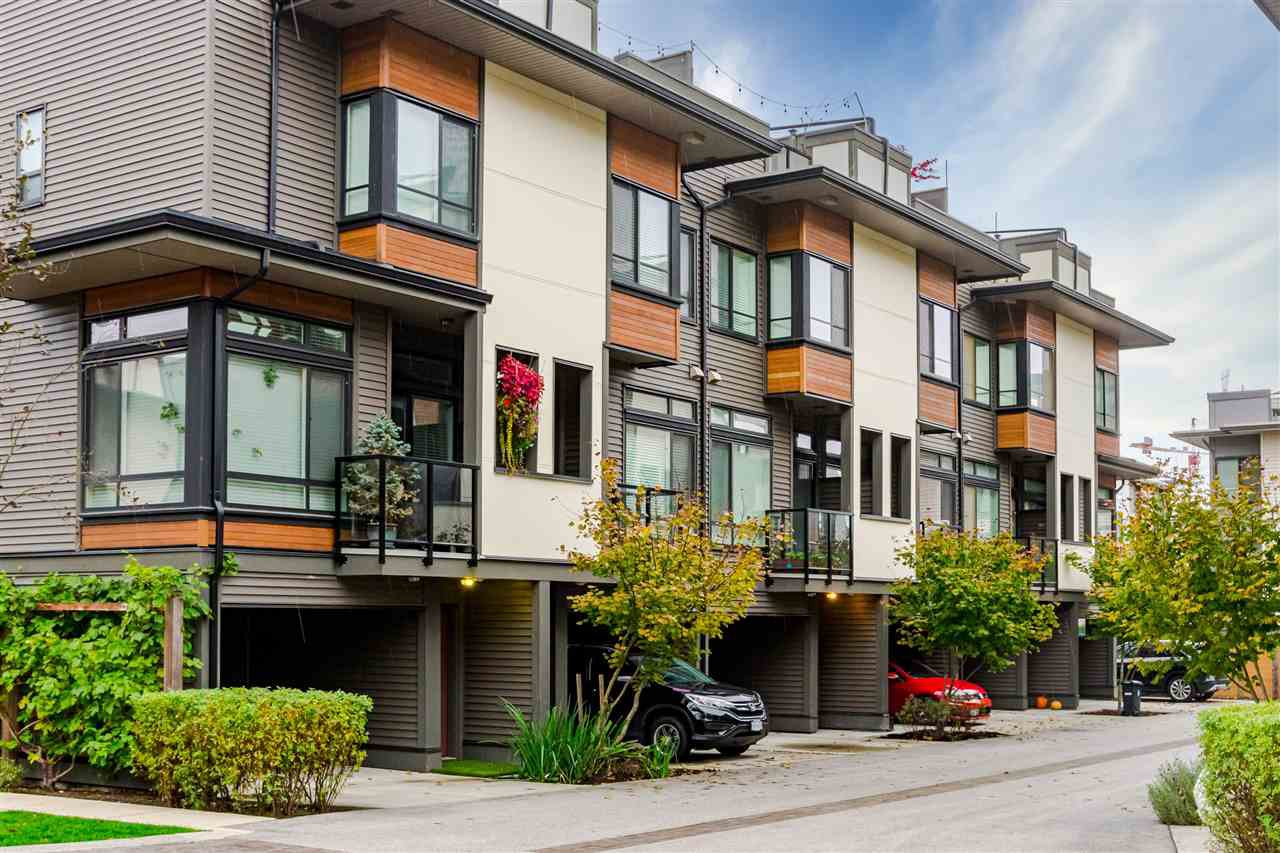 """Main Photo: 30 7811 209 Avenue in Langley: Willoughby Heights Townhouse for sale in """"EXCHANGE"""" : MLS®# R2510009"""