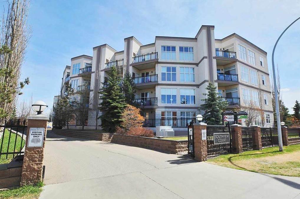 Main Photo: 346 4827 104A Street in Edmonton: Zone 15 Condo for sale : MLS®# E4221605