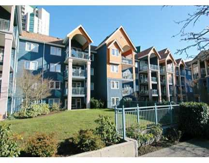 "Main Photo: 404 1190 EASTWOOD ST in Coquitlam: North Coquitlam Condo for sale in ""LAKESIDE TERRACE"" : MLS®# V576684"