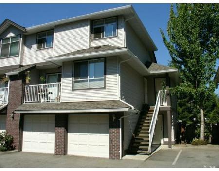 Main Photo: 9 2450 LOBB AV in Port_Coquitlam: House for sale (Canada)  : MLS®# V608765